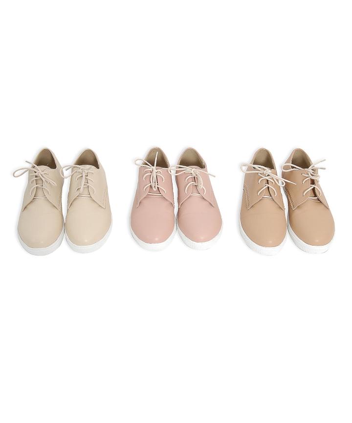 Dominique Lace Up Shoes