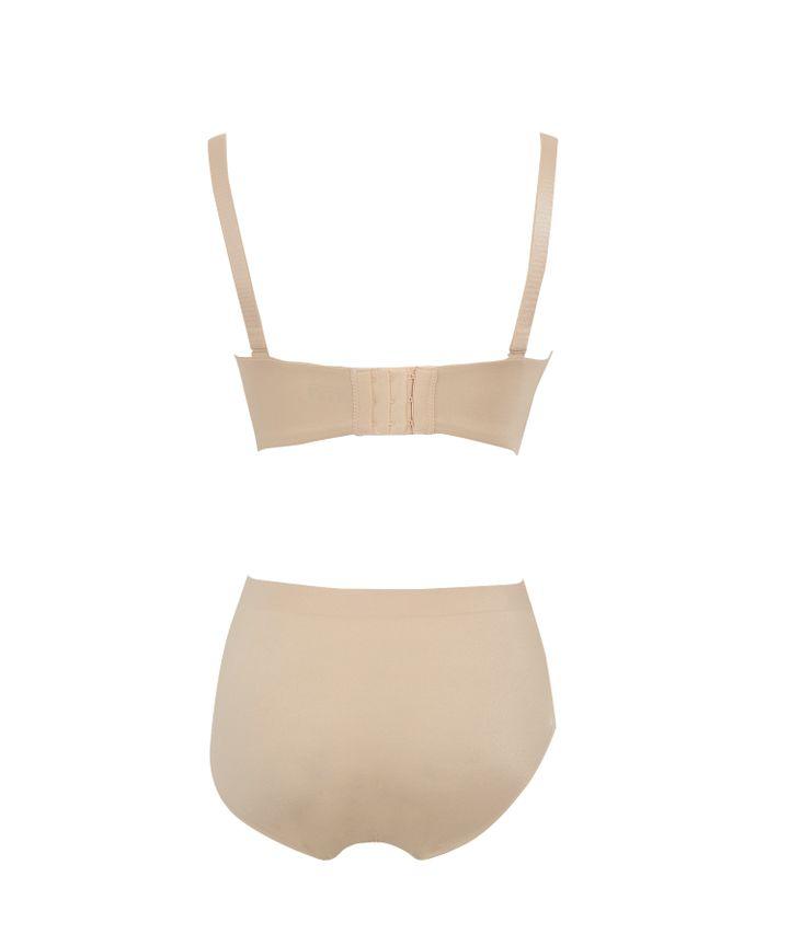 Classic Seamless Bra and Underwear Set