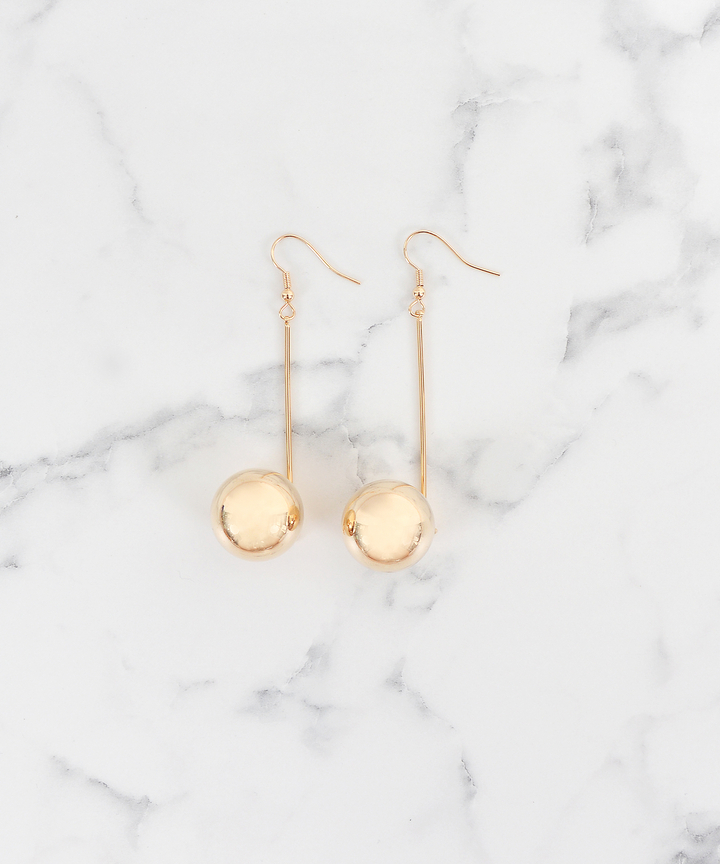 Tempo Pendulum Earrings