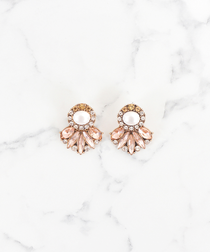 Heirloom Bejewelled Earrings