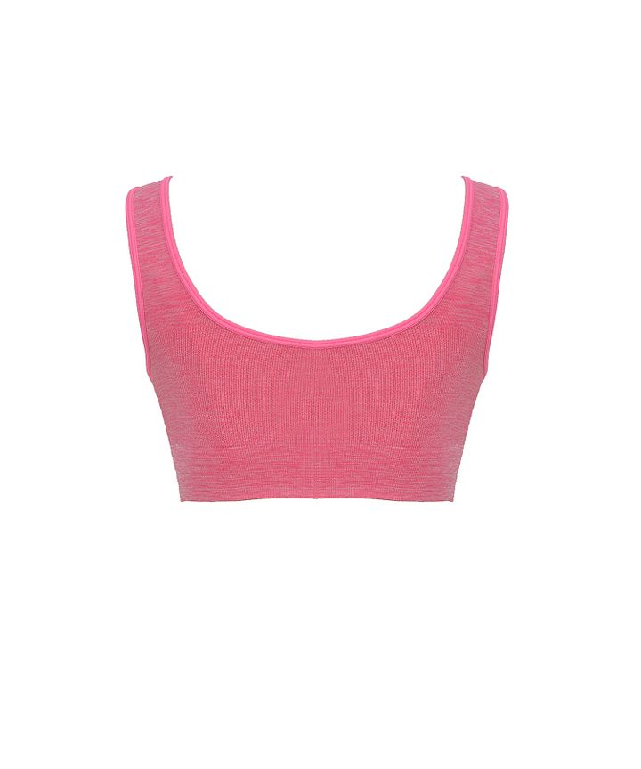 Heathered Sports Bra