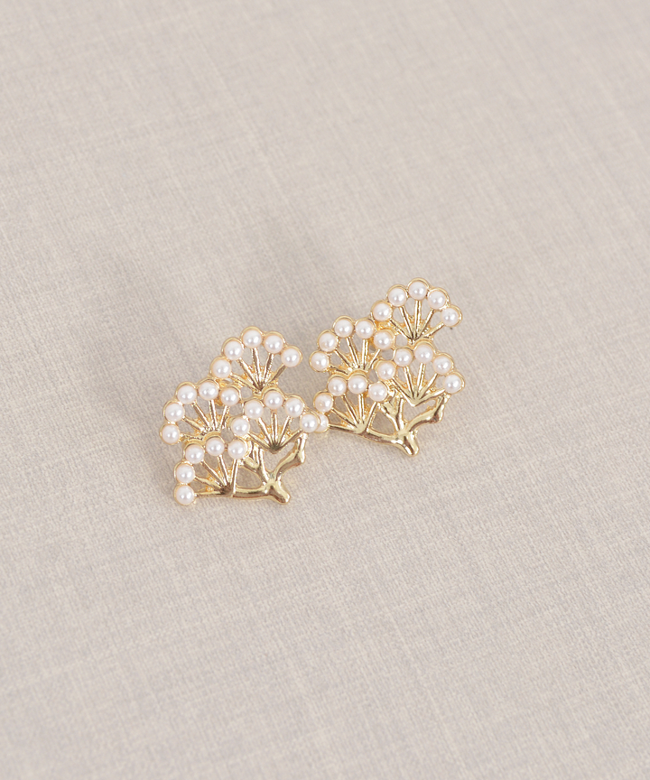 Lemongrass Earrings - Restock