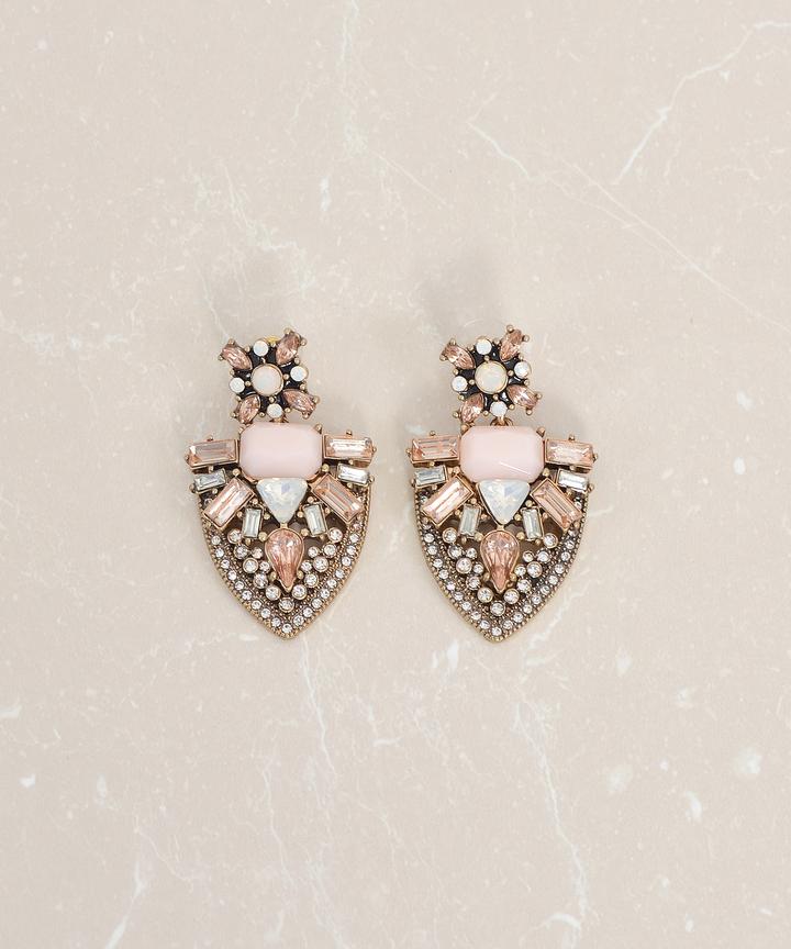 Elixir Embellished Earrings