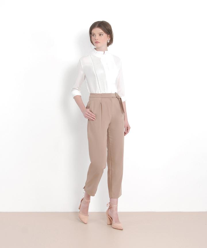 Sullivan Trousers - Beige