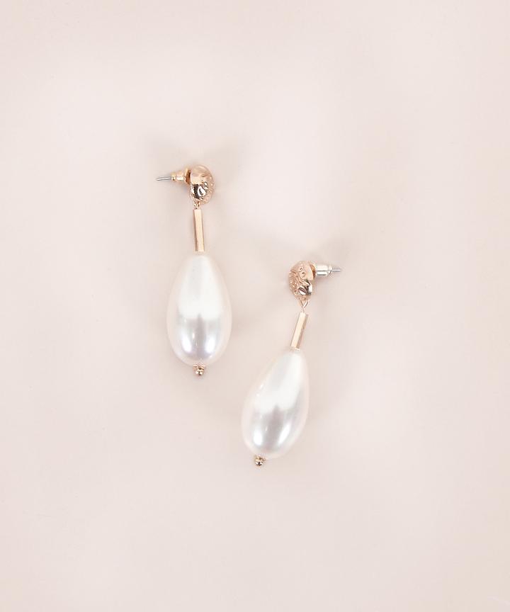 Dorset Pearl Earrings