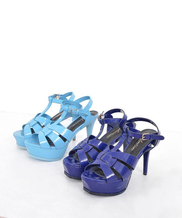Hudson Platform Heels