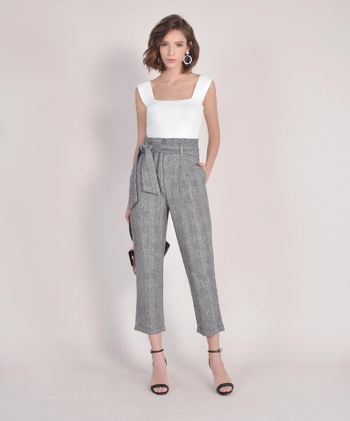 York Paperbag Trousers (Restock)