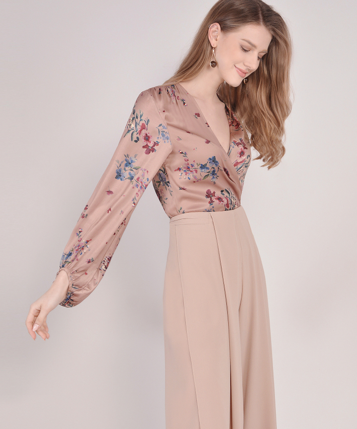 Sophia Floral Bodysuit