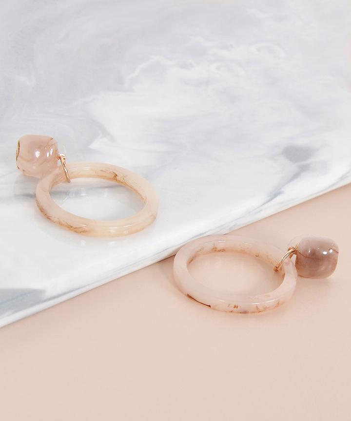 Louisa Hoop Earrings