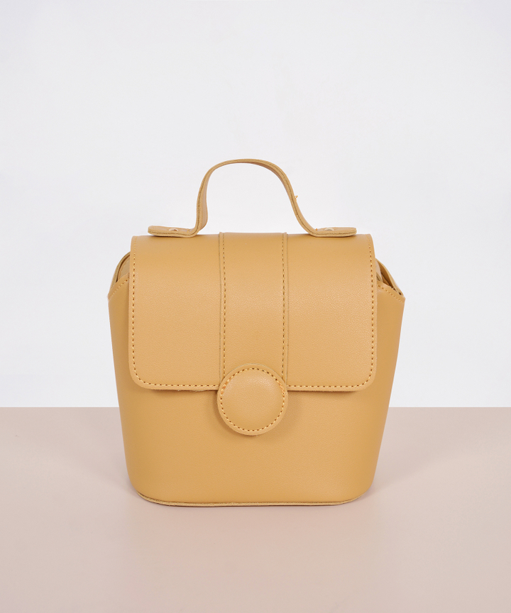 Kerry Bag - Mustard