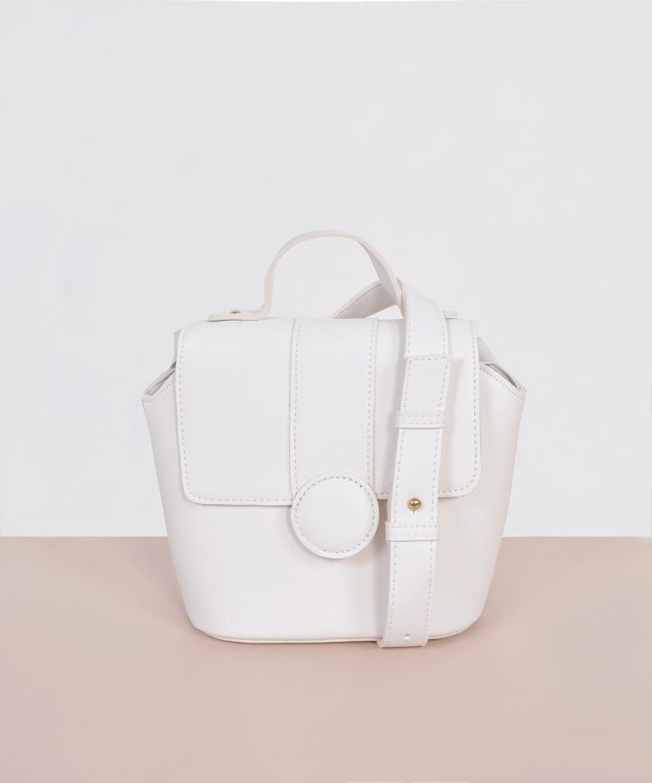 Kerry Bag - White