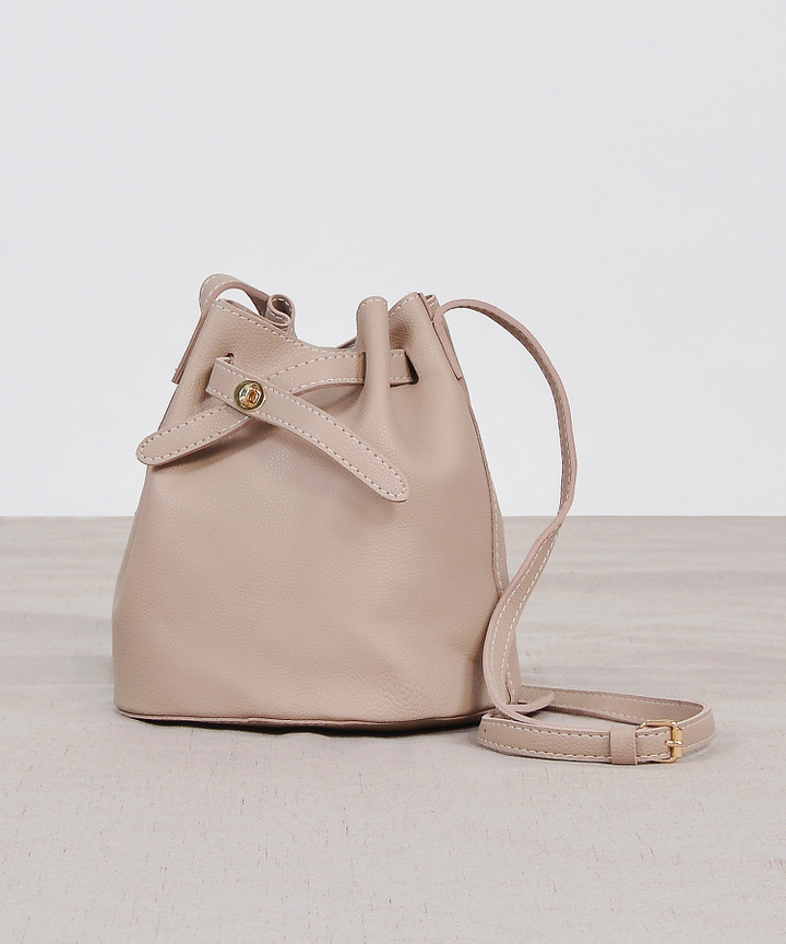 Altair Bucket Bag - Warm Taupe