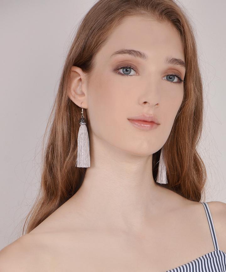 Concerto Tassel Earrings
