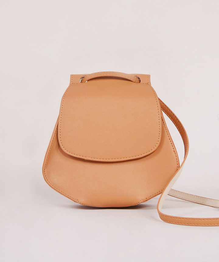 Veda Sling Bag - Brown