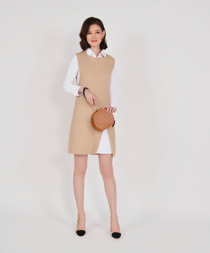 Reyes Shirtdress