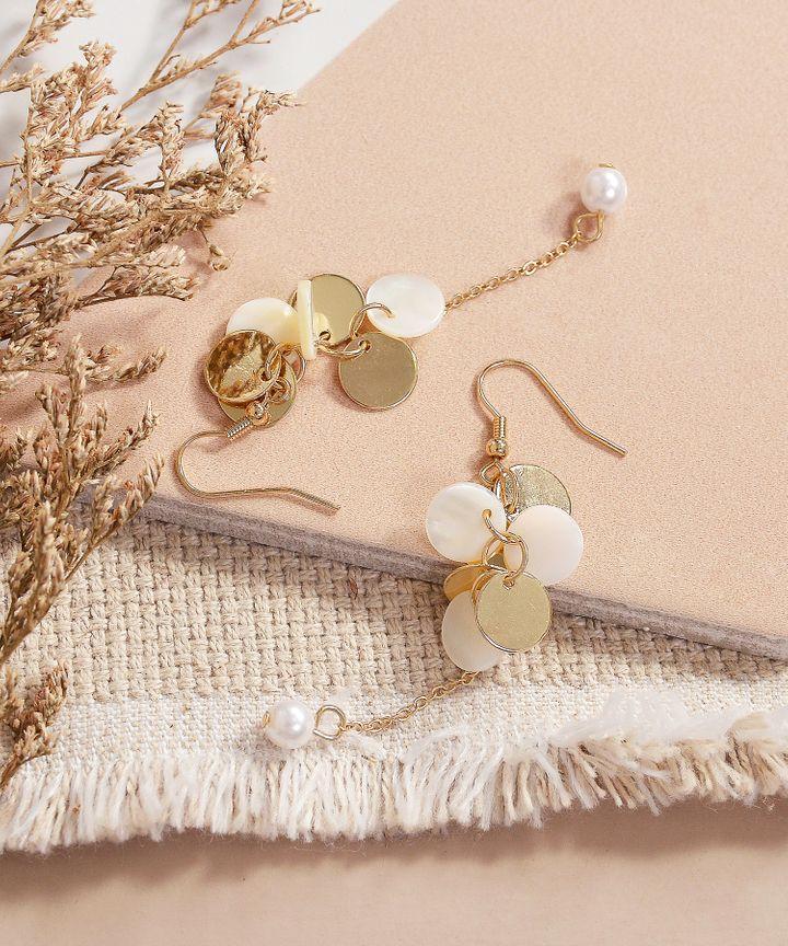 Trixie Cluster Earrings (Restock)