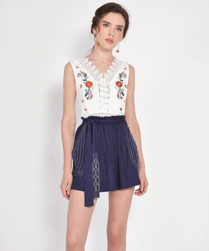 Adriatic Mini Skirt