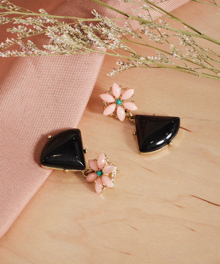 Sakura Drop Earrings