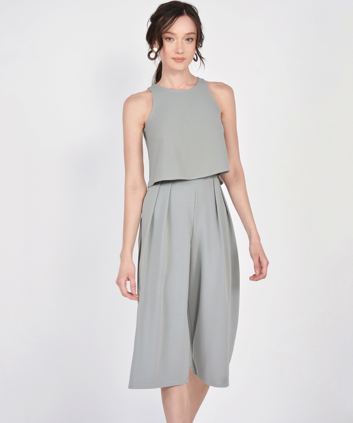 Dion Two-Piece Set - Sage