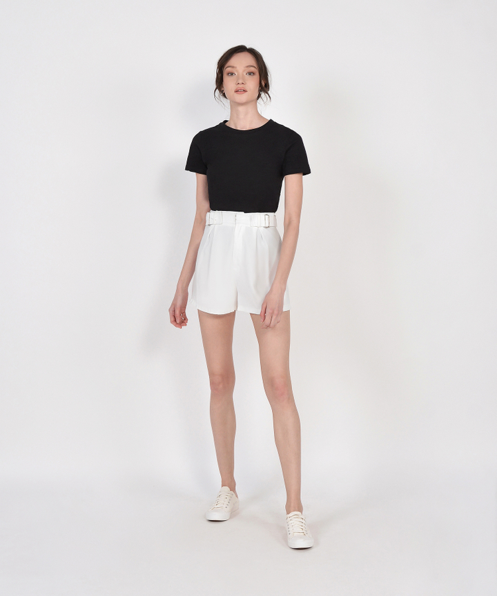 Denver Basic Tee - Black