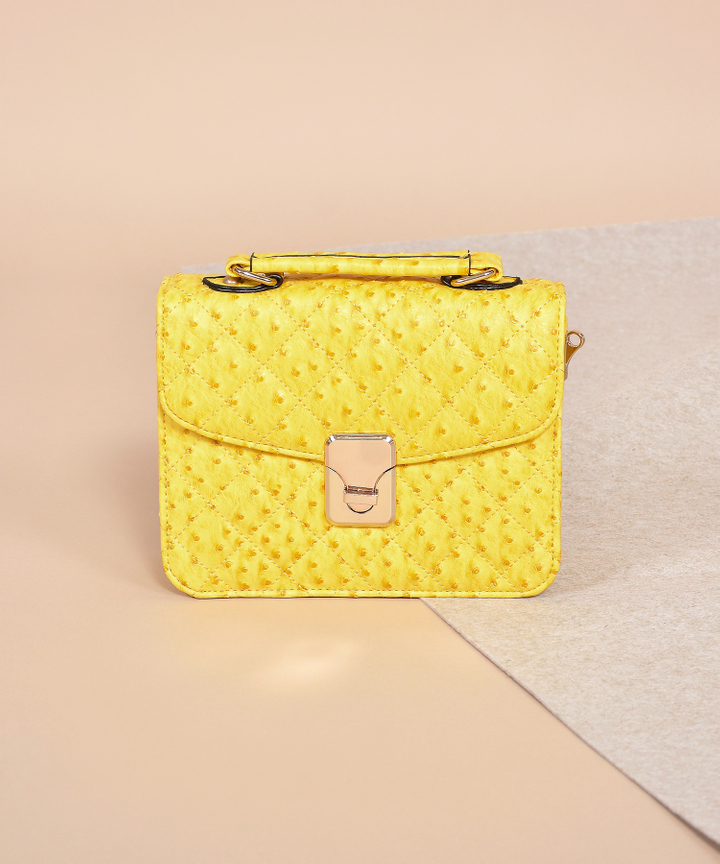 Monique Structured Purse