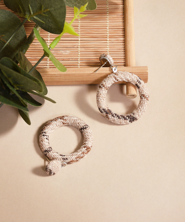 Allie Hoop Earrings