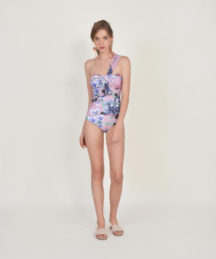 Camilla Floral Toga Swimsuit (Restock)