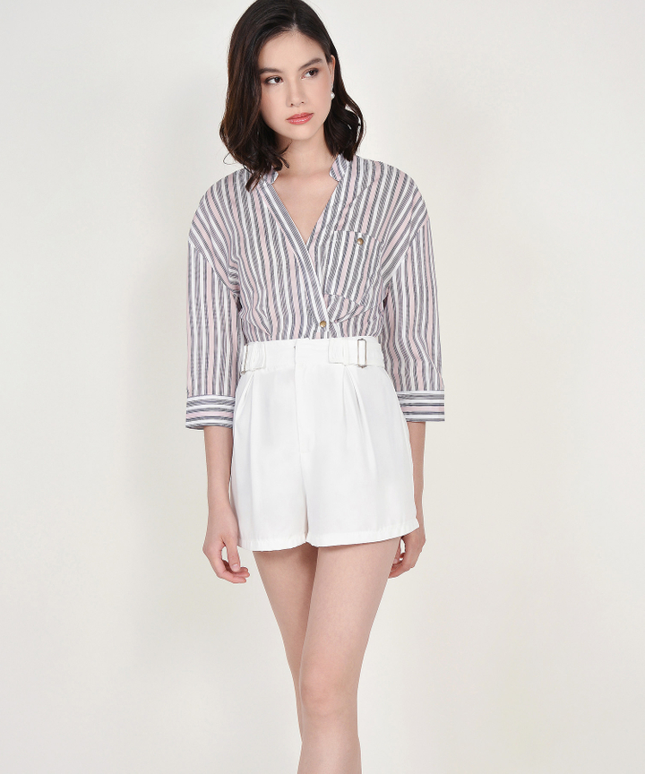 Freya Striped Shirt