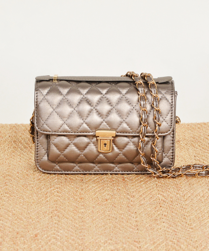 Destiny Quilted Purse