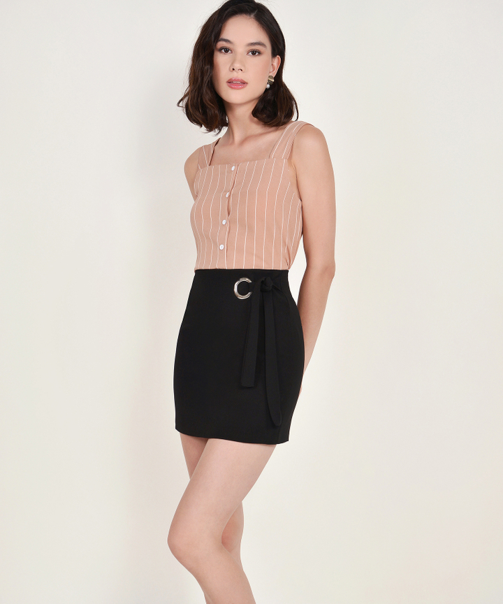 Jackie Skirt - Black
