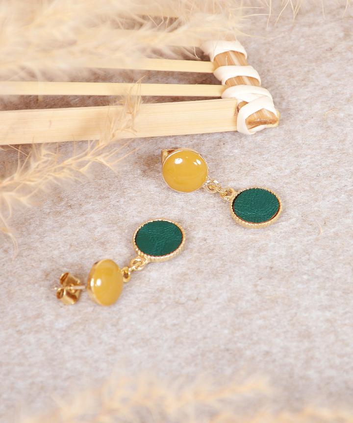 River Drop Earrings
