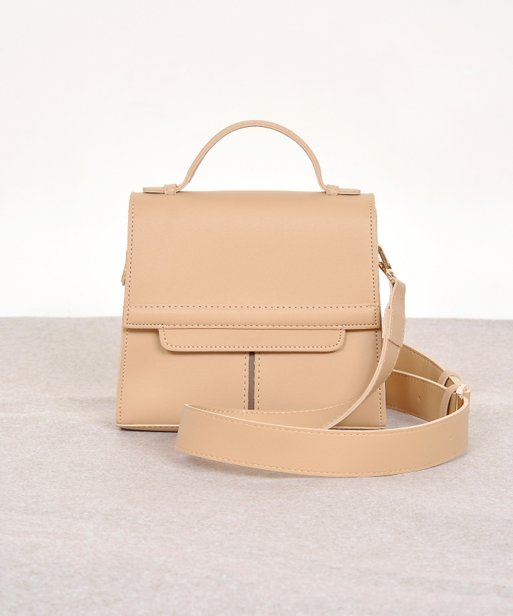 Simmons Bag - Light Brown