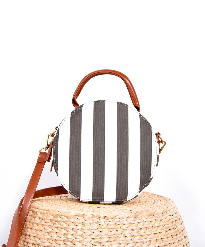 Ellery Striped Bag
