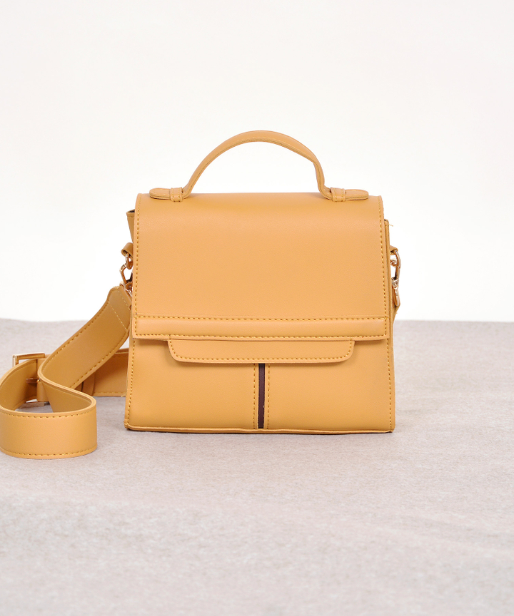 Simmons Bag - Mustard