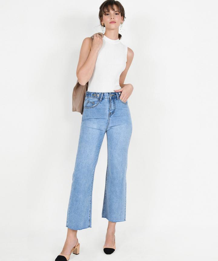 Carmine Flared Jeans
