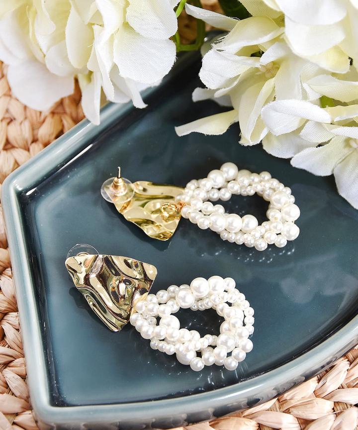 Serenade Pearl Earrings