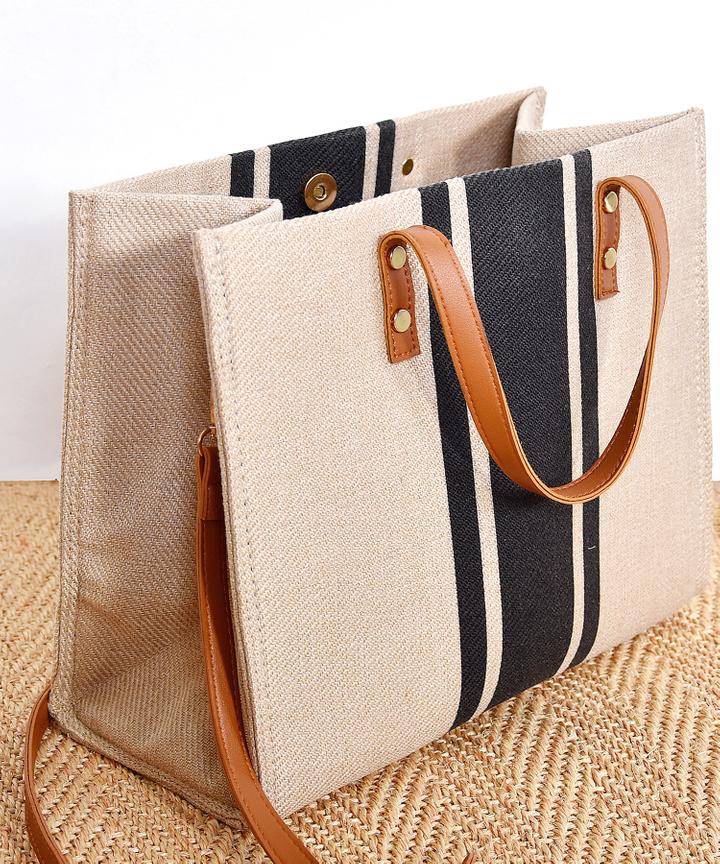 Haje Striped Bag (Backorder)
