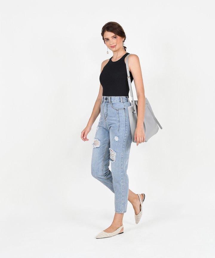 Denver Distressed Jeans