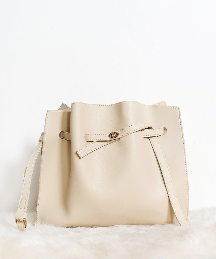 Castaner Shoulder Bag - Off-White