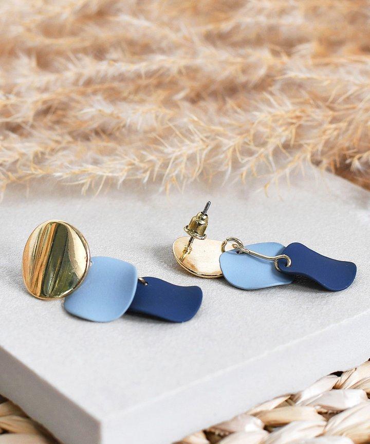 Ilona Tiered Earrings