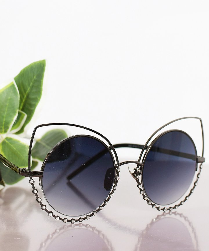 Kirby Sunglasses - Black
