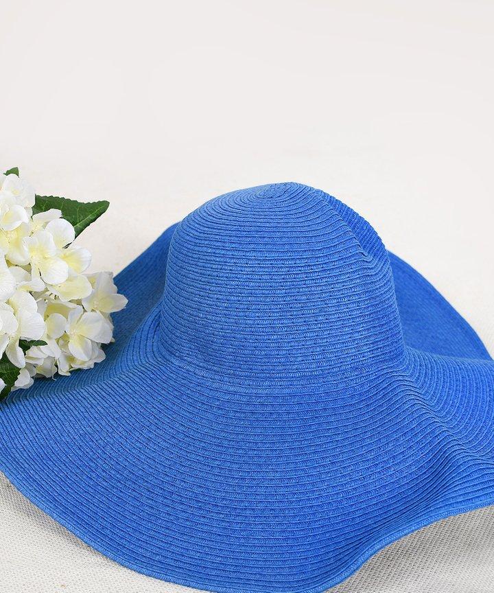 Mykonos Wide Brim Sun Hat