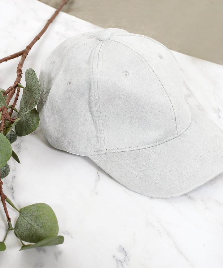 Ziggy Cap - Pale Grey