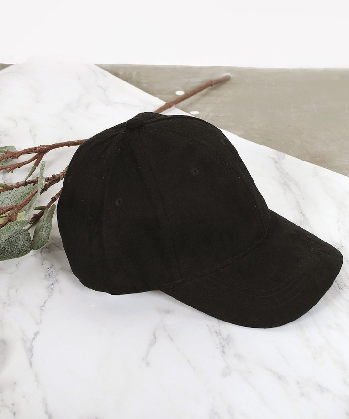Ziggy Cap - Black