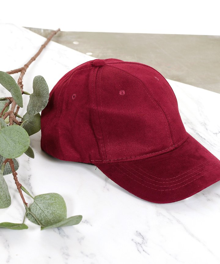 Ziggy Cap - Red