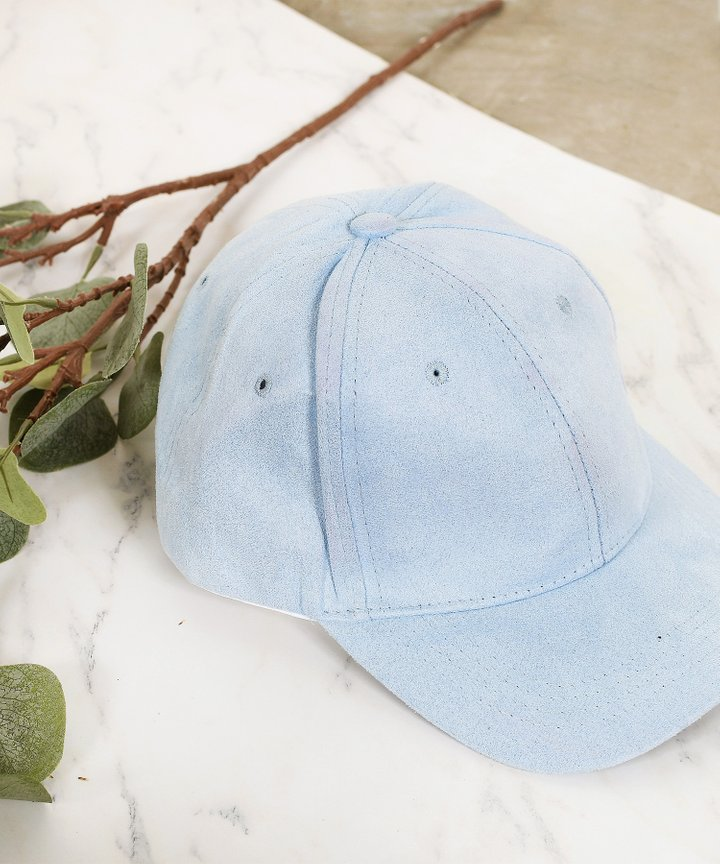Ziggy Cap - Pale Blue