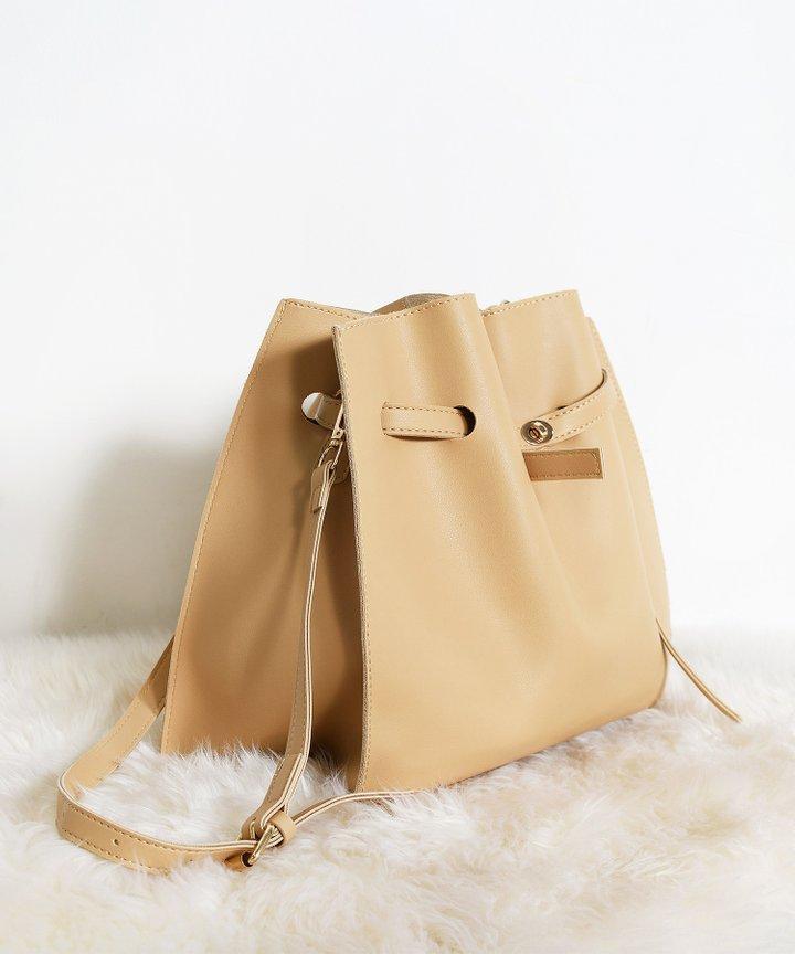 Castaner Shoulder Bag - Beige