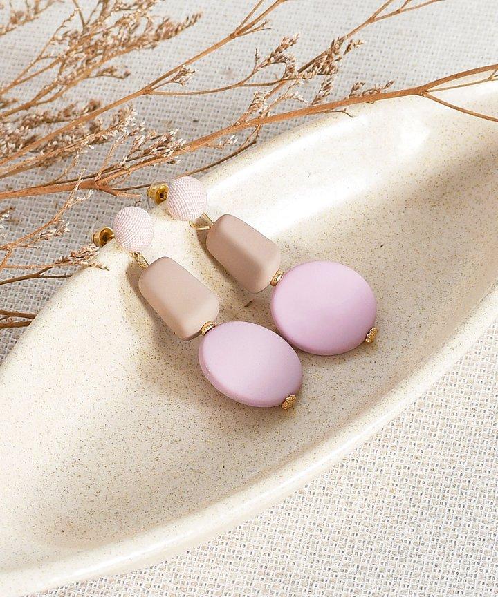 Harmony Tiered Earrings