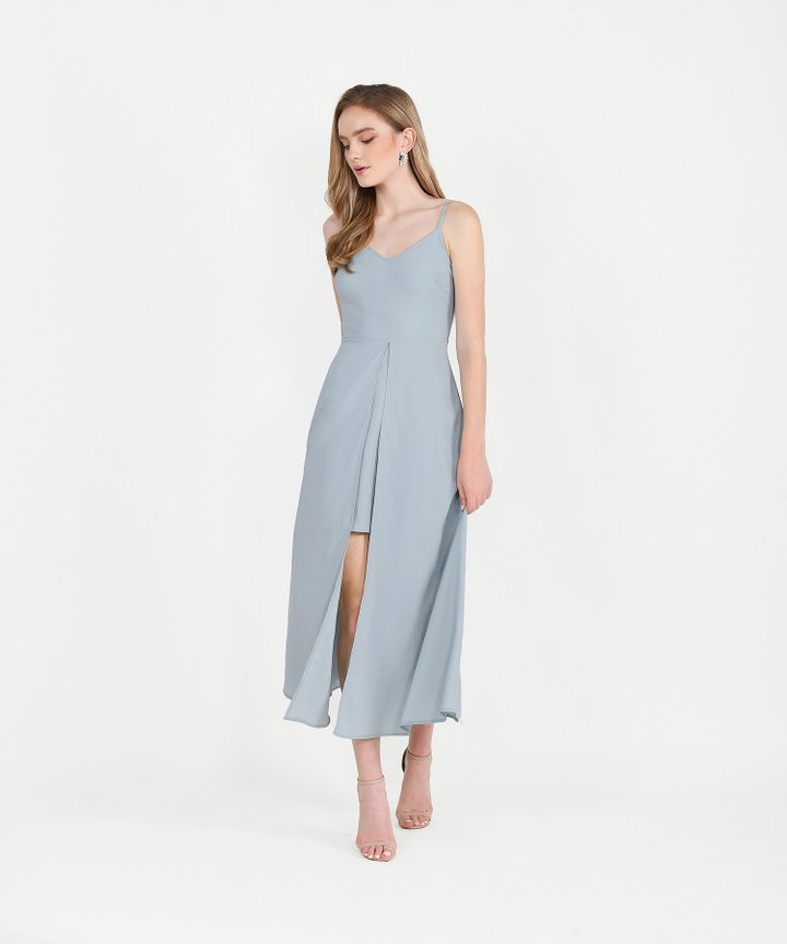 Harper Maxi - Blue Grey