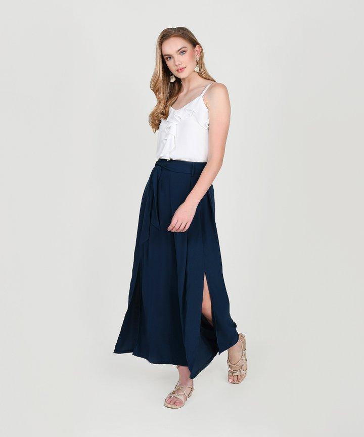 Aquila Trousers - Midnight Blue